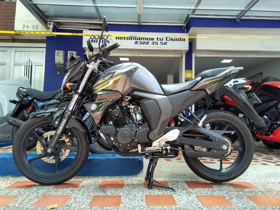 Yamaha Fz 2.0 Modelo 2018 Al Día ¡financiación Inmediata!
