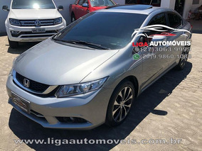 Civic Sedan Exr 2.0 Flexone 16v Aut. 4p