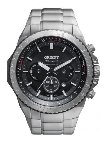 Relógio Orient Titânio Mbttc009 - Ótica Prigol