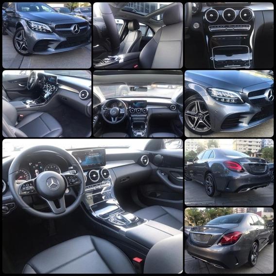 Mercedes-benz Clase C200 Amg