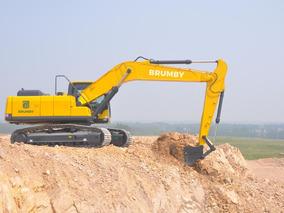 Excavadora Brumby 166 Hp (precio Preventa)