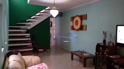 Sobrado Com 3 Dormitórios À Venda, 170 M² Por R$ 475.000 - Cidade São Mateus - São Paulo/sp - So0084