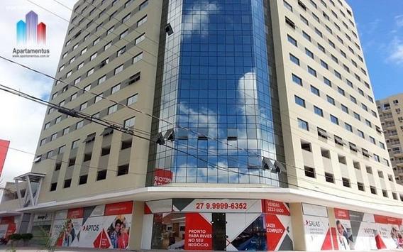 Sala Comercial Para Venda Em Cariacica, Campo Grande, 1 Banheiro, 1 Vaga - L2_1-674803