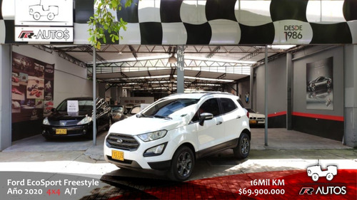 Ford Ecosport Freestyle 4x4 A/t 2020