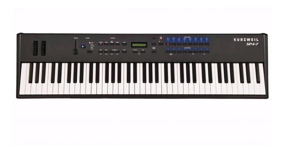 Teclado Sintetizador Kurzweil Stage Piano Sp4-7 Lb 76 Teclas