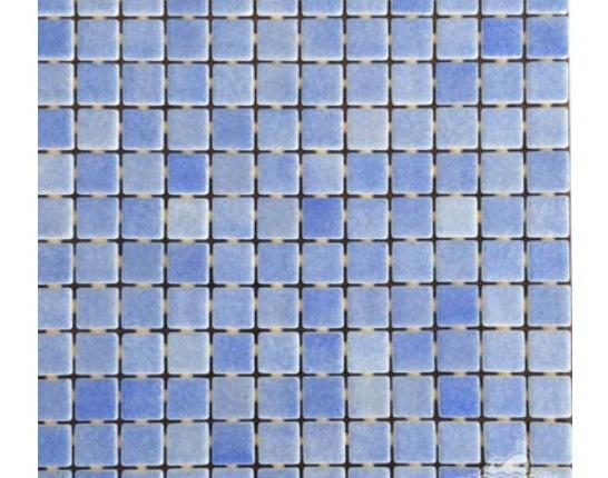 Mosaico Revestimiento Vítreo Azul Precio X Caja Piscineria