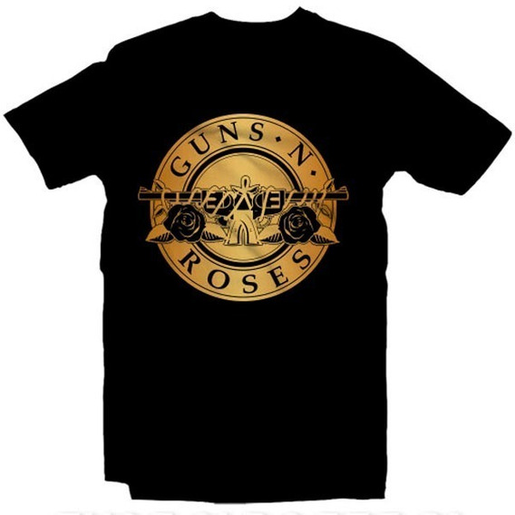 Playeras Guns N Roses Guns And Roses -15 Modelos Disponibles