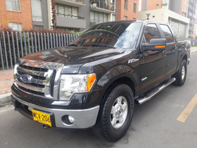 Ford F-150 Xlt 3500 Cc Turbo 4x4 A/t 2012