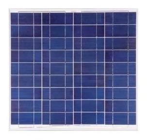 Placa Painel Solar Fotovoltaica 60w- Com Inmetro