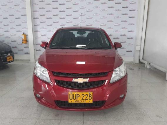 Chevrolet Sail Ltz Sedan 1.4