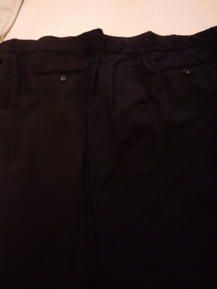 2 Pantalones De Vestir
