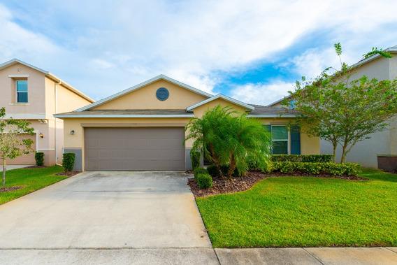Casa En Alquiler Temporal Orlando Parques Disney Con Pileta