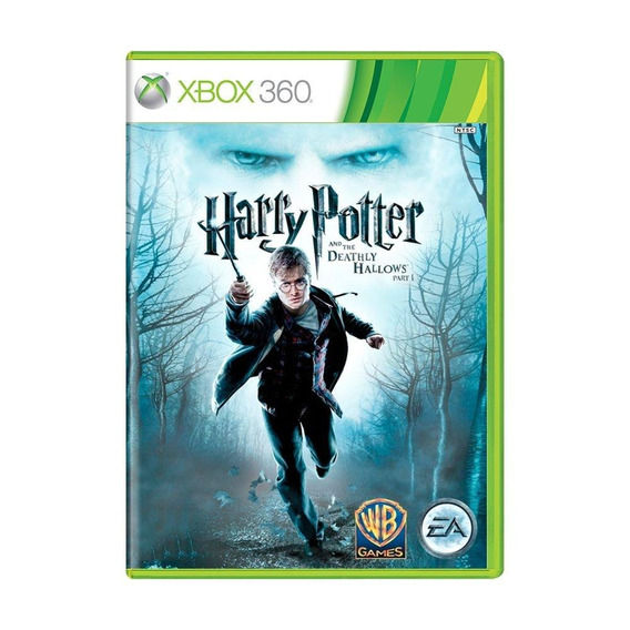 Harry Potter And The Deathly Hallows Part 1 Xbox 360 Física