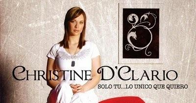 Cd. Música Sólo Tú..lo Único Que Quiero - Christine D´clario