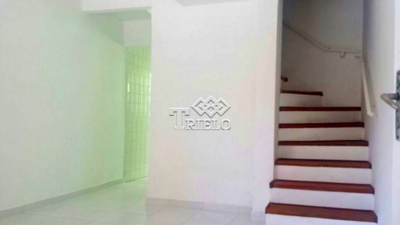Locacao-casa Cond- 02 Dormitorios-01banheiro- 02 Vagas - Cezar De Souza-mogi Das Cruzes - L-108