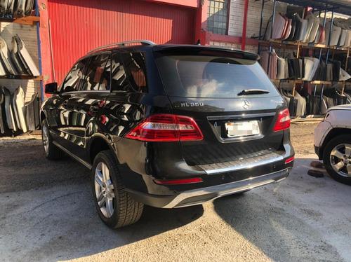 Imagem 1 de 12 de Sucata Mercedes Benz Ml350 2014 Bluetec Diesel