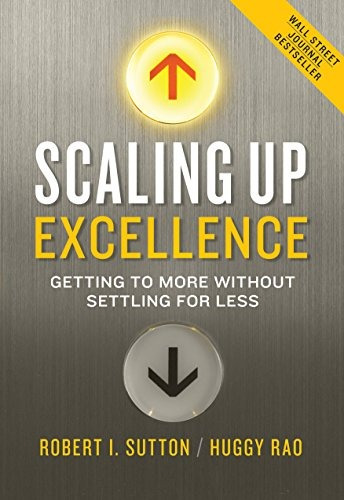 Imagen 1 de 8 de Book : Scaling Up Excellence: Getting To More Without Set...