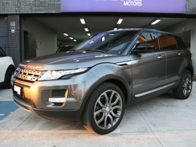 Land Rover Evoque 2.0 Prestige Tech 4wd 16v 2015 Blindada