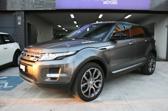 Land Rover Evoque 2.0 Prestige Tech 4wd 16v 2015 Blindada