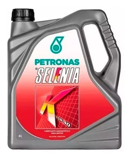 Aceite Selenia 15w40 Original Fiat Por 4 Litros Nafta Gnc
