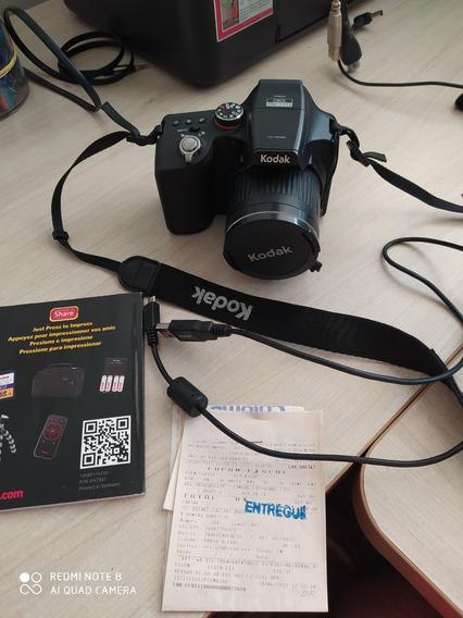Câmera Kodak Z990 - Com Assessórios Originais
