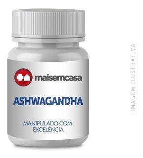 Ashwagandha (ginseng Indiano) 530mg 120 Cápsulas