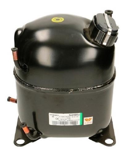 Motor Compresor Hermético Marca Embraco 1 1/4 Hp Lbp Nj2192j