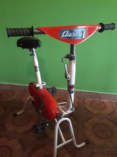 Bicicleta Fija Vintage Aurorita