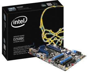 Placa Mãe Intel Dz68bc Extreme Lga 1155 Ddr3 + I7 2600