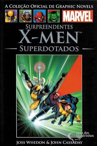 Surpreendentes X-men - Superdotados Joss Whedon E John