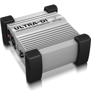 Caja Directa Activa Behringer Ultra Di100 Nueva