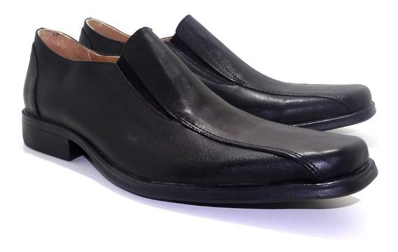 Zapato De Cuero Slack Hombre - Calzados Unión - Art 2010