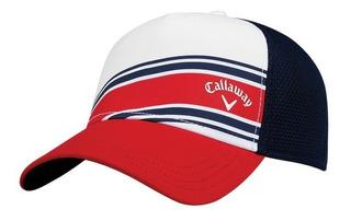 Kaddygolf Gorras Callaway Stripe Mesh - Regulable