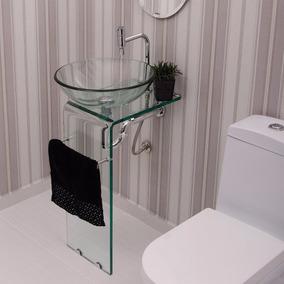 Gabinete Para Banheiro De Vidro Orfeu Astra Edwt