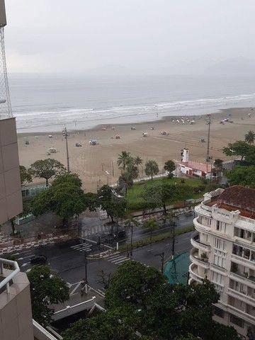 Imagem 1 de 12 de Apartamento Com 1 Dormitório,  Para Alugar, 45 M² Por R$ 4.000/mês - Gonzaga - Santos/sp - Ap10837
