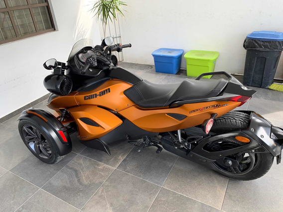 Can Am Spyder Rss 2013