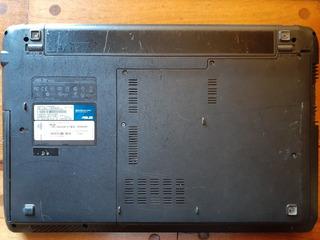 Notebook Asus K52d