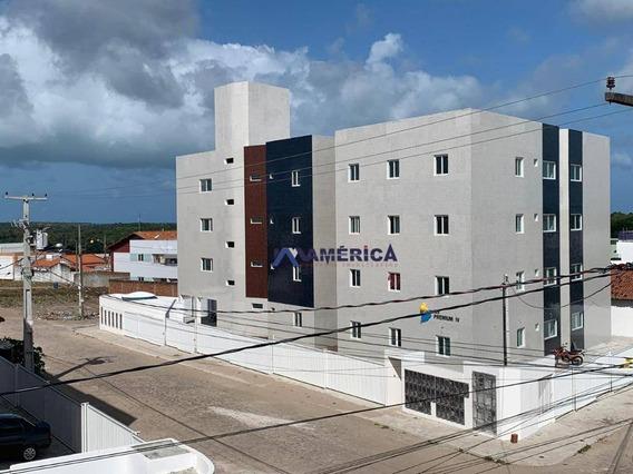 Apartamento Com 2 Dormitórios À Venda, 47 M² Por R$ 108.000 - Muçumagro - João Pessoa/pb - Ap0411
