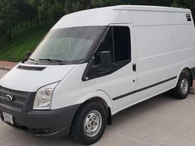 Ford Transit Van Larga A/a D/h