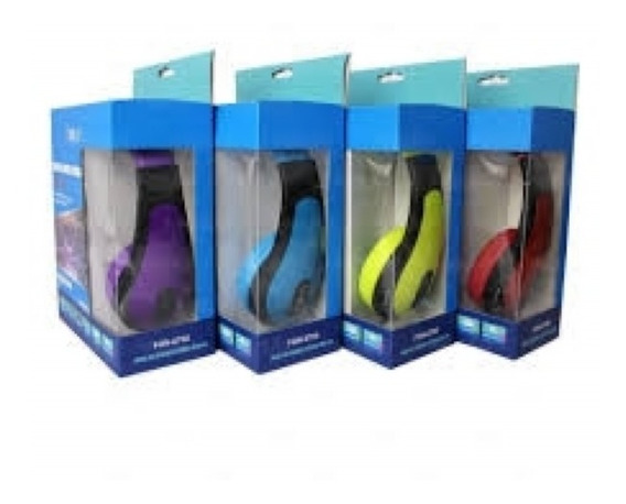 Fone De Ouvido Bluetooth Estéreo Sem Fio Inova Fon-6700