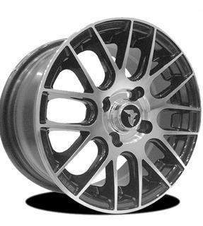 4 Rines 14 4x100/4x114.3 14x6 Offset35 Cb67.1 Nissan Tsuru,