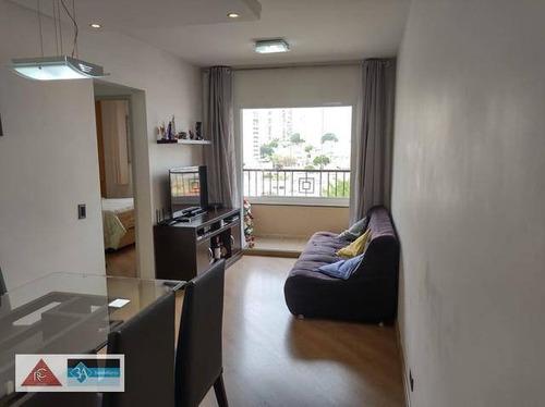 Imagem 1 de 22 de Apartamento Mobiliado Com 2 Dormitórios - Carrão - São Paulo/sp - Ap6615