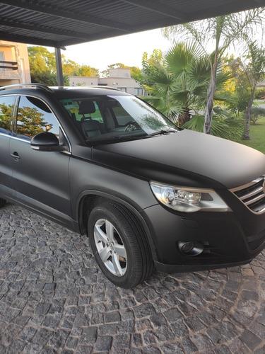 Volkswagen Tiguan 2.0 I Exclusive Tiptronic 2010