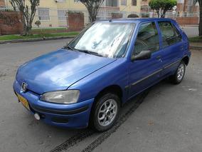 Peugeot 106 Xn Mt1400cc Azul Nevis Sa Dh