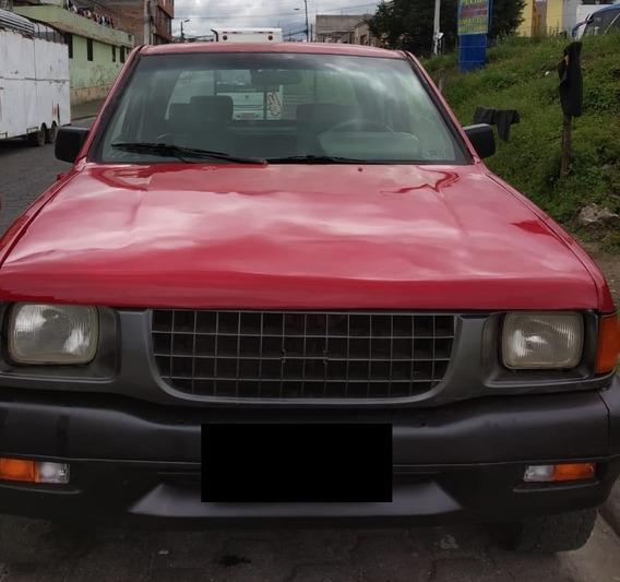 Camioneta Chevrolet Luv Doble Cabina Año 95