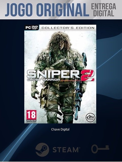 Sniper Ghost Warrior 2 Collector