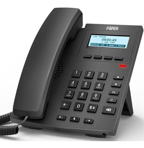 Teléfono Ip Fanvil X1 P Poe 2 Voip. Mejor Que Yealink. Iplan