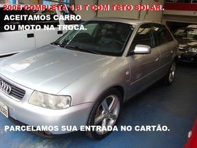 Audi A 3 Aceito Veiculos De Maior Ou Menor