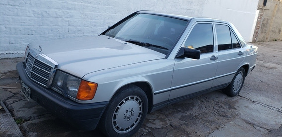 Mercedes-benz 190e Automovil