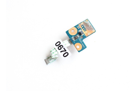 Placa Usb Original Hp G42 G62 Cq56